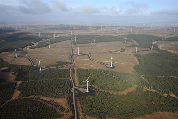 ScottishPower: faces up to a period of 'political scrutiny and regulatory change'