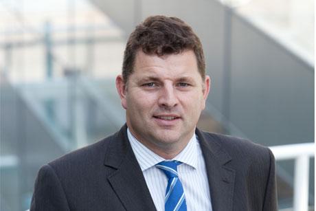 Internal move: Tim Hawkins