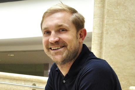 Weber Shandwick Enterprise chief: Peter Jacob