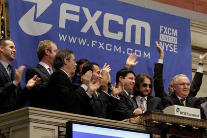 FXCM: world's largest foreign exchange broker
