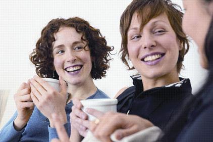 Macmillan: organising Biggest Coffee Morning event