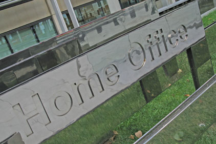 Home Office: refreshing its events providers