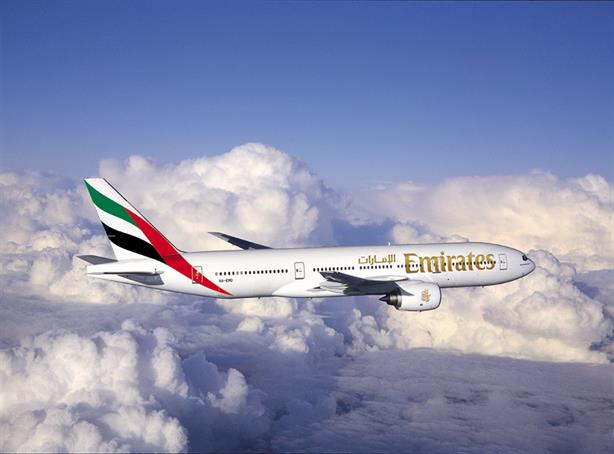 Emirates: Started flying in 1985