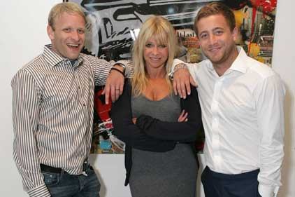 Jo Wood and sons: call in PR support
