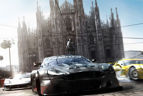 BPPA brief: Codemasters' games portfolio includes Grid (Credit: Codemasters)