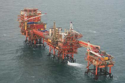 The EU: wants to tighten rules on offshore oil and gas