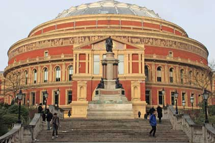 The Royal Albert Hall: registered charity