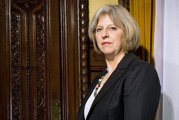 May: PM in waiting? (Credit: Julian Dodd)