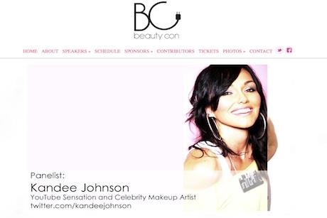 BeautyCon: appoints EdenCanCan