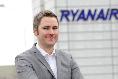 'Worst job in PR': Robin Kiely is Ryanair's new comms head