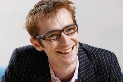 New project: James Gordon-MacIntosh