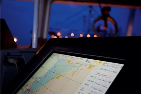 Nautical: Digital navigation