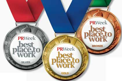 PRWeek: Best Places to Work 2011