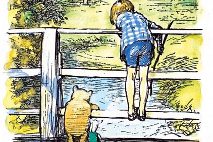 Children's classic: Winnie the Pooh