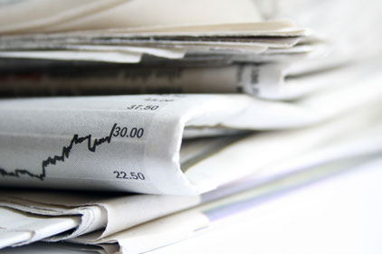 Leaving traditional media behind: financial journalists