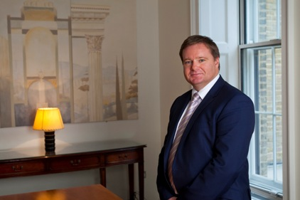 Tim Fallon: managing partner, College Group (photo by Alex Deverhill)