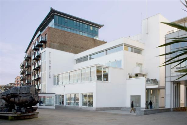 The Design Museum: staying with Bolton & Quinn