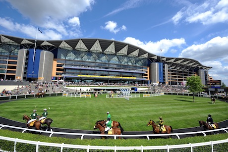 Ascot Racecourse: gearing up for Royal Ascot