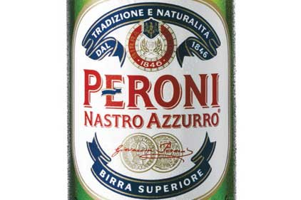 SAB Miller brands: Peroni part of drinks portfolio
