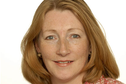 Sue Garrard: moving to Unilever