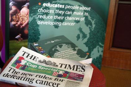Public distrust: contradicting health reports