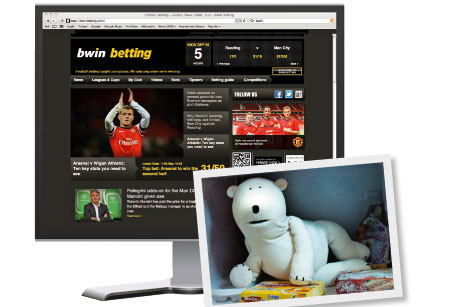 Switch: Bwin and Birds Eye use PR firms for their online work
