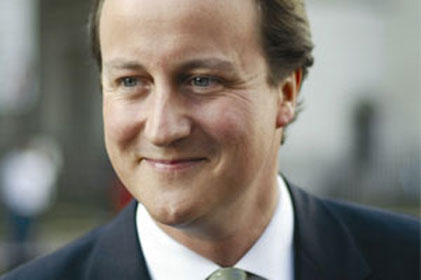 Accused of breaking election pledge: David Cameron