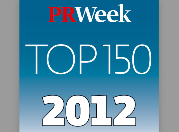 Top 150 PR Consultancies 2012: the industry's definitive guide to the top UK PR firms