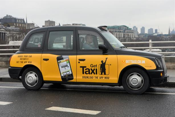 GetTaxi: aims to make ordering licensed London black taxis safer