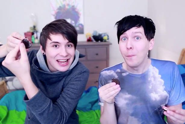 Vloggers Dan and Phil fell foul of the ASA in 2014 after not making it clear they were paid by Oreo