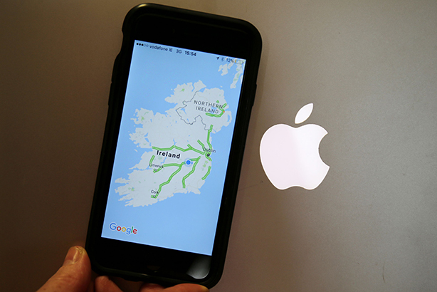 Apple is preparing for a war of attrition regarding its Irish tax arrangements (pic credit: Niall Carson/PA Wire)