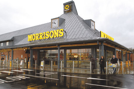 Clothing range: Morrisons