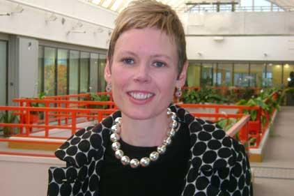 Alice Macandrew: quitting NewsCorp