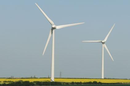 Wind farm developer: TCI Renewables