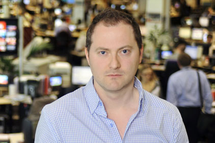 John Shield: leaving the BBC