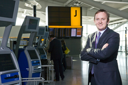 Leaving: BAA comms chief Malcolm Robertson