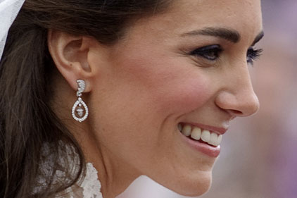 Royal wedding fever: PR excitement