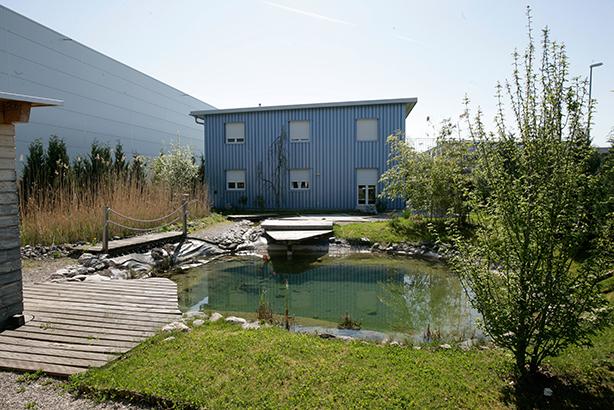 Not a 'clinic': Dignitas HQ in Pfaffikon, Switzerland (credit: Purple Pilchards / Alamy)