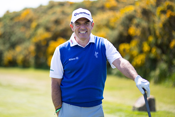 Ballantine's 'Club Captain' Paul McGinley needs your advice in the whisky brand's 'Call the Shots' campaign