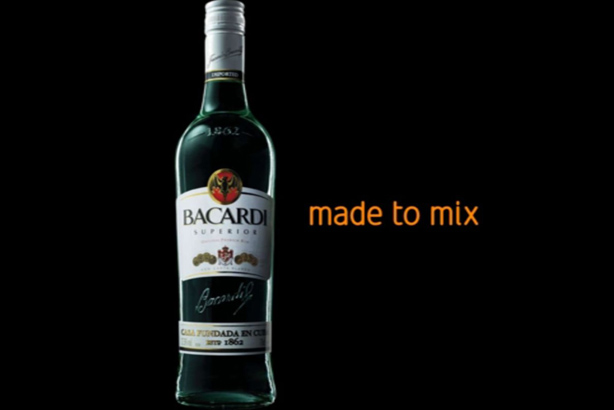 Bacardi: Has hired Ogilvy PR for lucrative European-wide brief