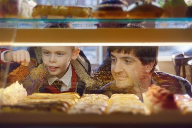 Barclaycard: New TV ads debuted at the weekend