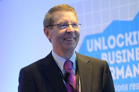 Barry Leggetter: Executive director of AMEC