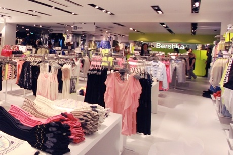 Bershka: Stores in London and Brighton