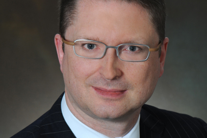 Bob Pickard: the new chairman of Huntsworth Asia-Pacific was hired last year as CEO