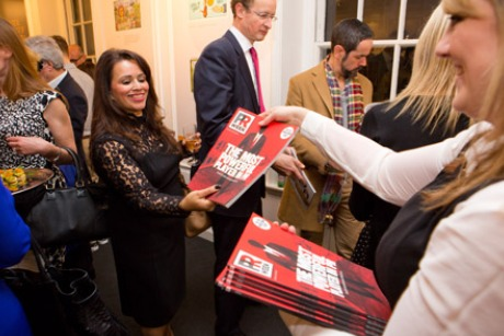Power Book launch: The most powerful PRs grab a copy of the PRWeek Power Book issue