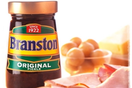Mizkan: owner of Branston Pickle