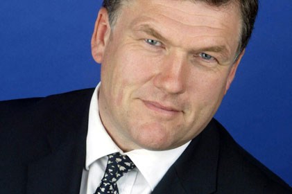 Handling Informa's financial comms: FD MD John Waples