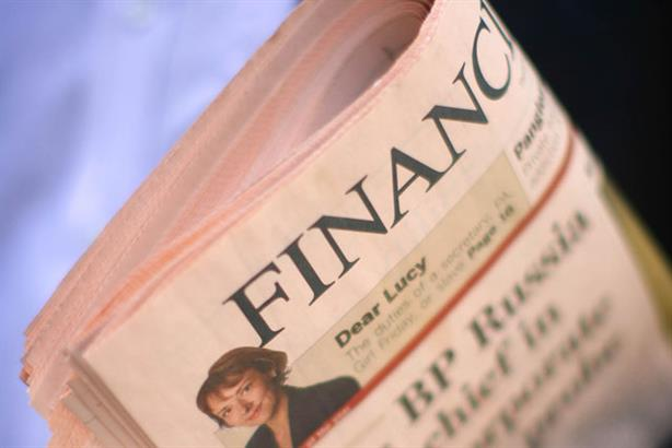 Tom Glover: from the Financial Times to Pearson
