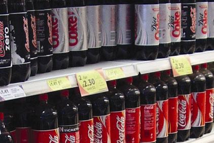 Drinks giant: Coca-Cola