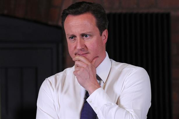 Detached: The Prime Minister has said lobbyists do not influence Government